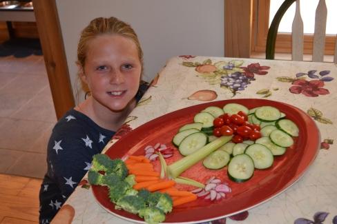 Ailey's veggies