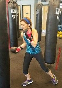 Kim boxing