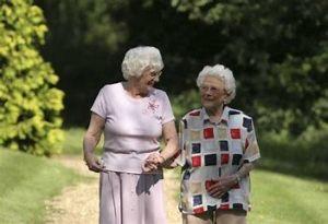 Older walkers