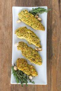 Wonderful PIstachios Coconut Crusted Chicken (1)