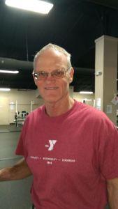 David at YMCA