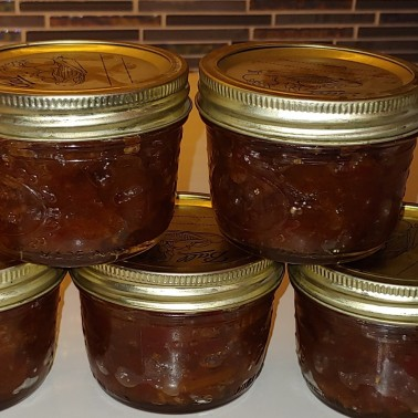 Watermelon preserves